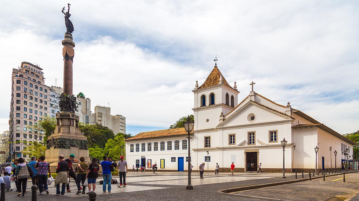 Tours a pé para descobrir São Paulo
